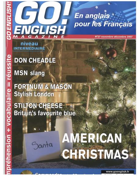 Go English n°27