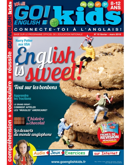 Go English Kids N°19