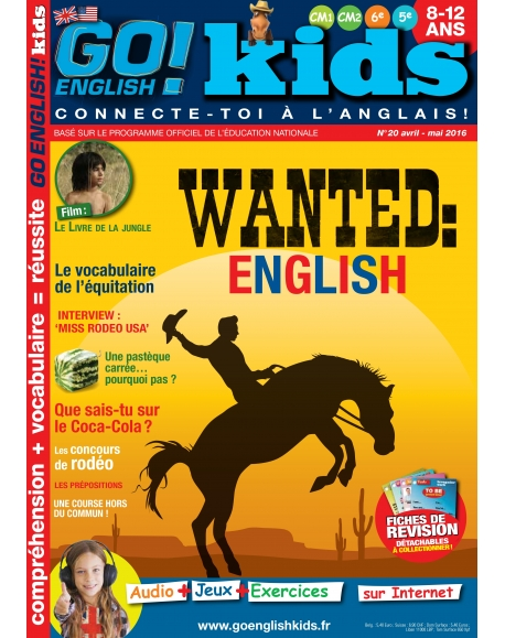 Go English Kids N°20
