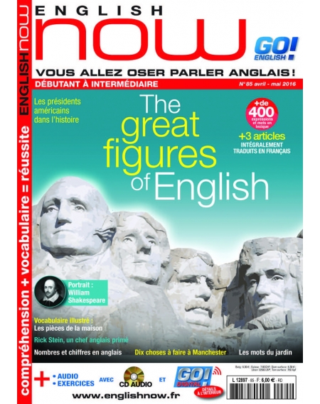 English Now N°85