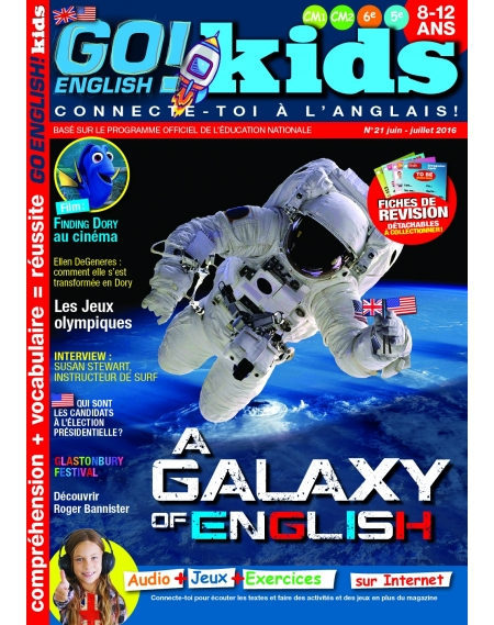 Go English Kids N°21