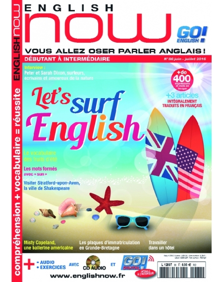 English Now N°86