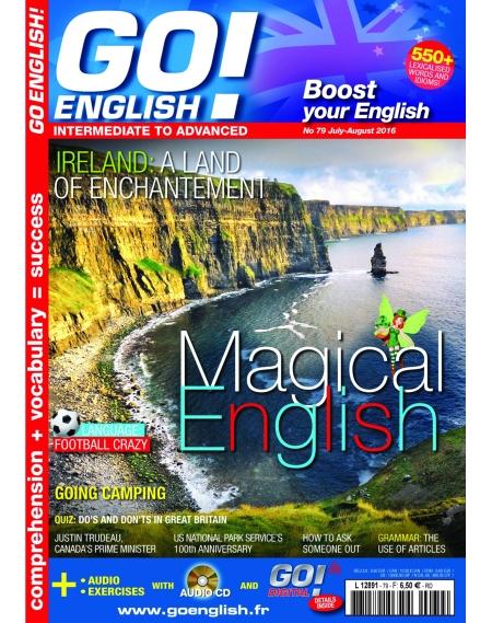 Go English N°79