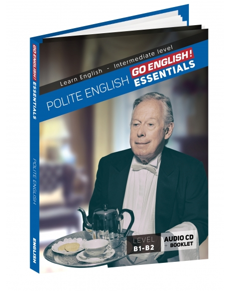Polite in English