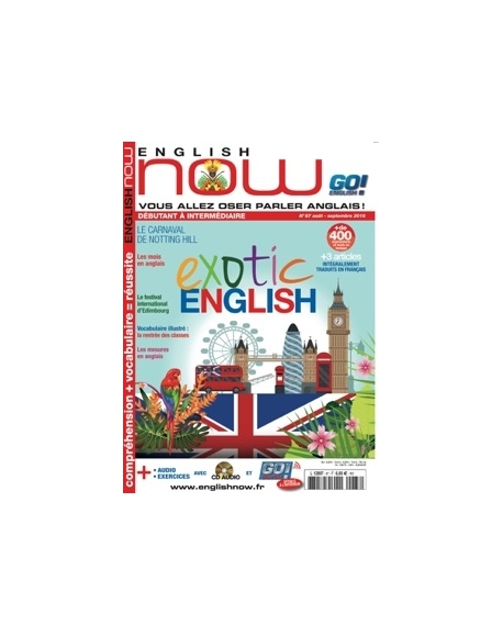 English Now N°87