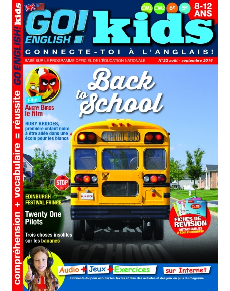 Go English Kids N°22