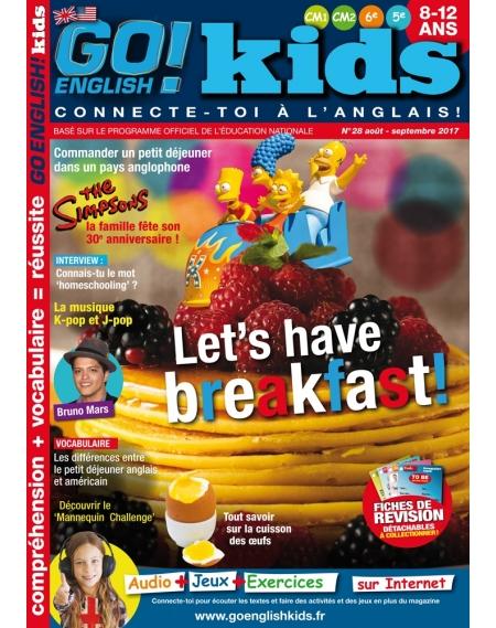Go English Kids N°28