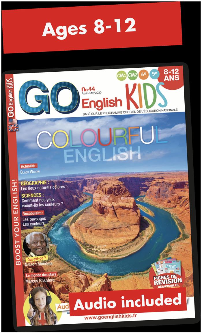 Go English Kids no43