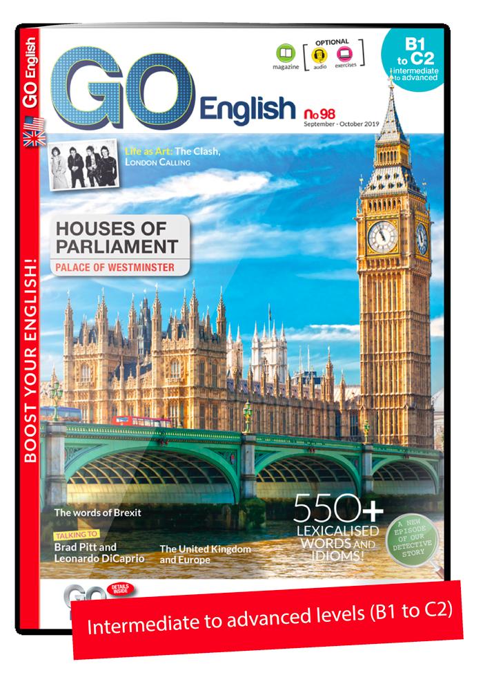 Go English - Go English