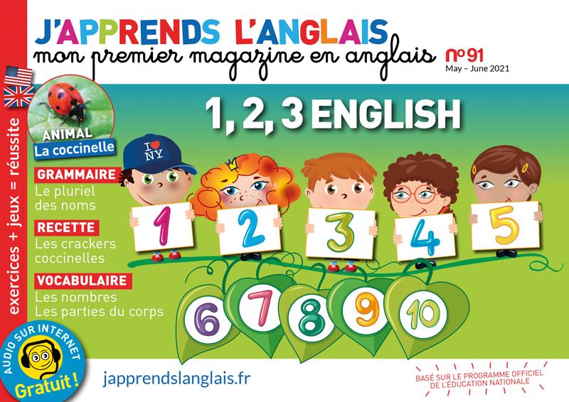 Image J'apprends l'anglais n°91