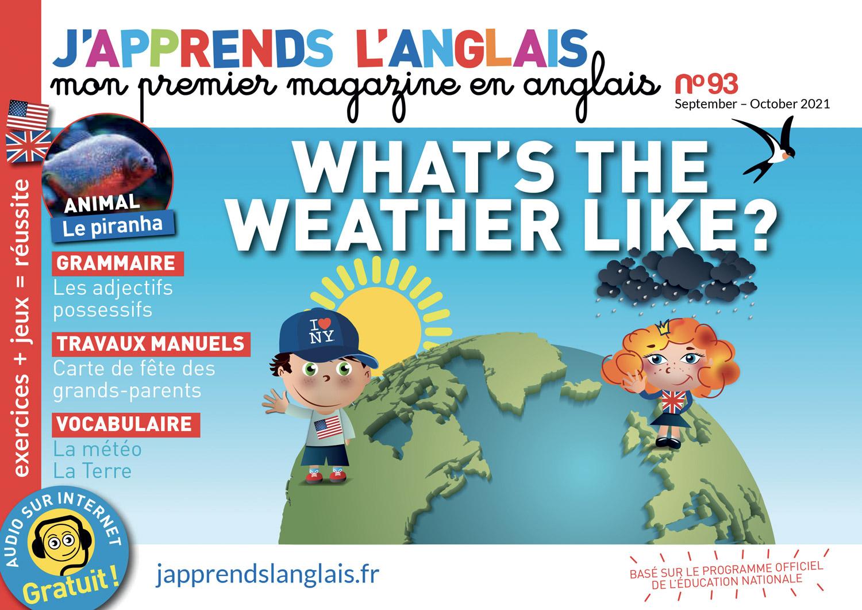 Image J'apprends l'anglais n°93