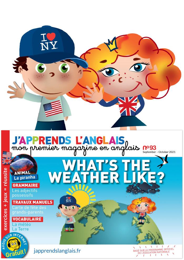 Image J'apprends l'anglais