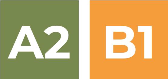 image niveau A2 B1