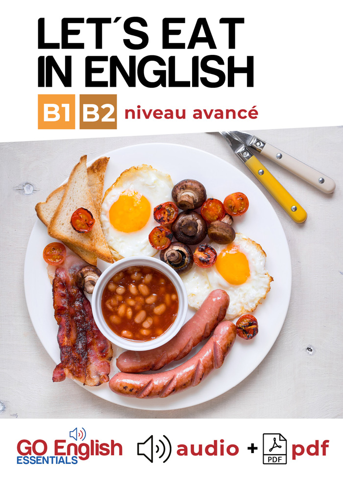 image Let's eat in English