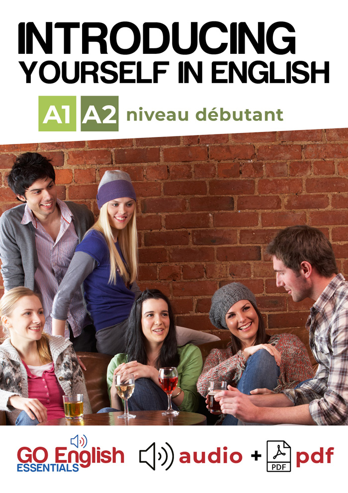 image Introducing yourself in English