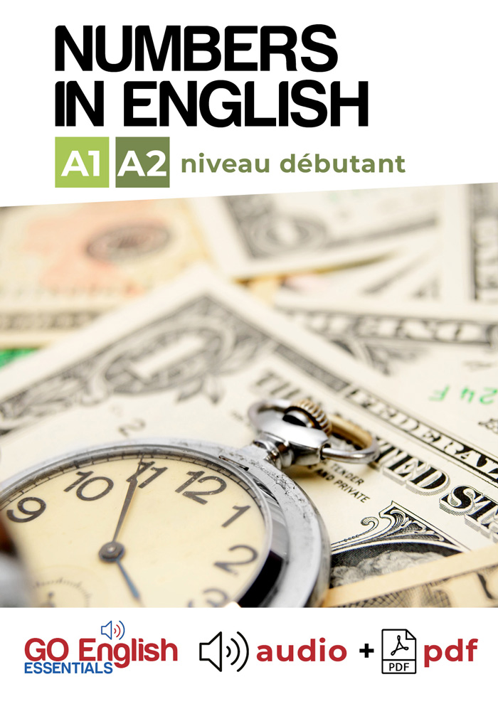 image Numbers in English