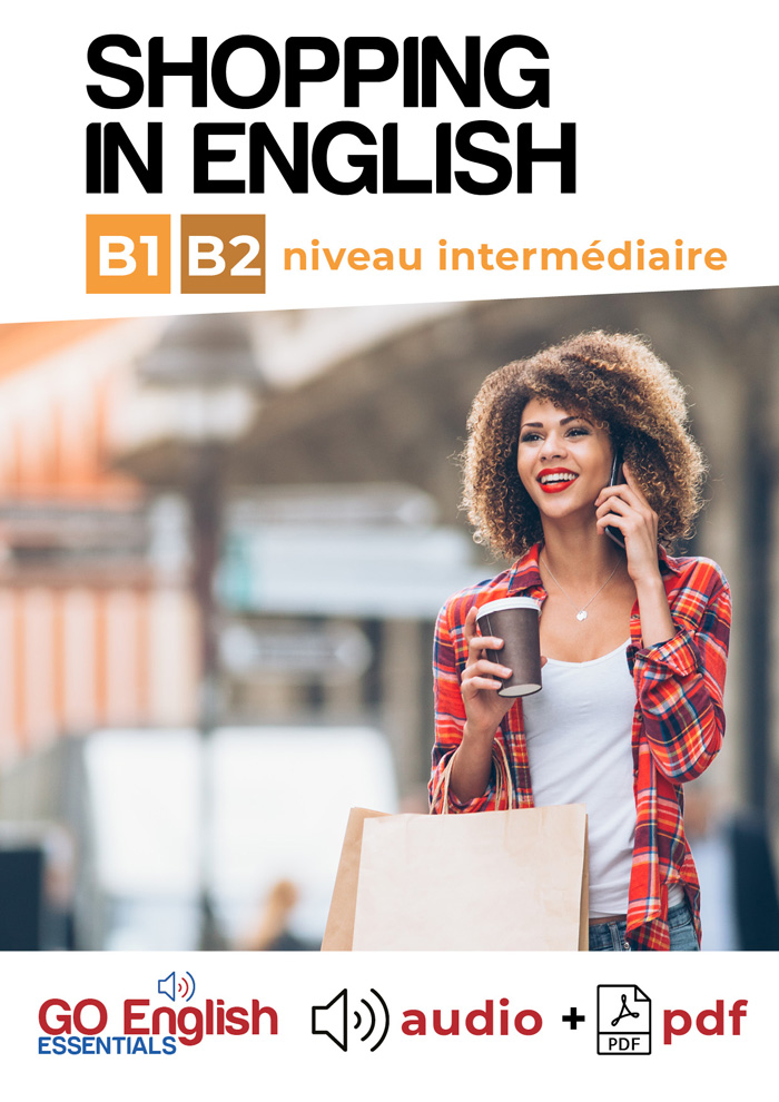 image Shopping in English