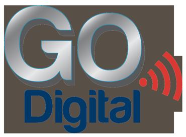 Image logo go Digital