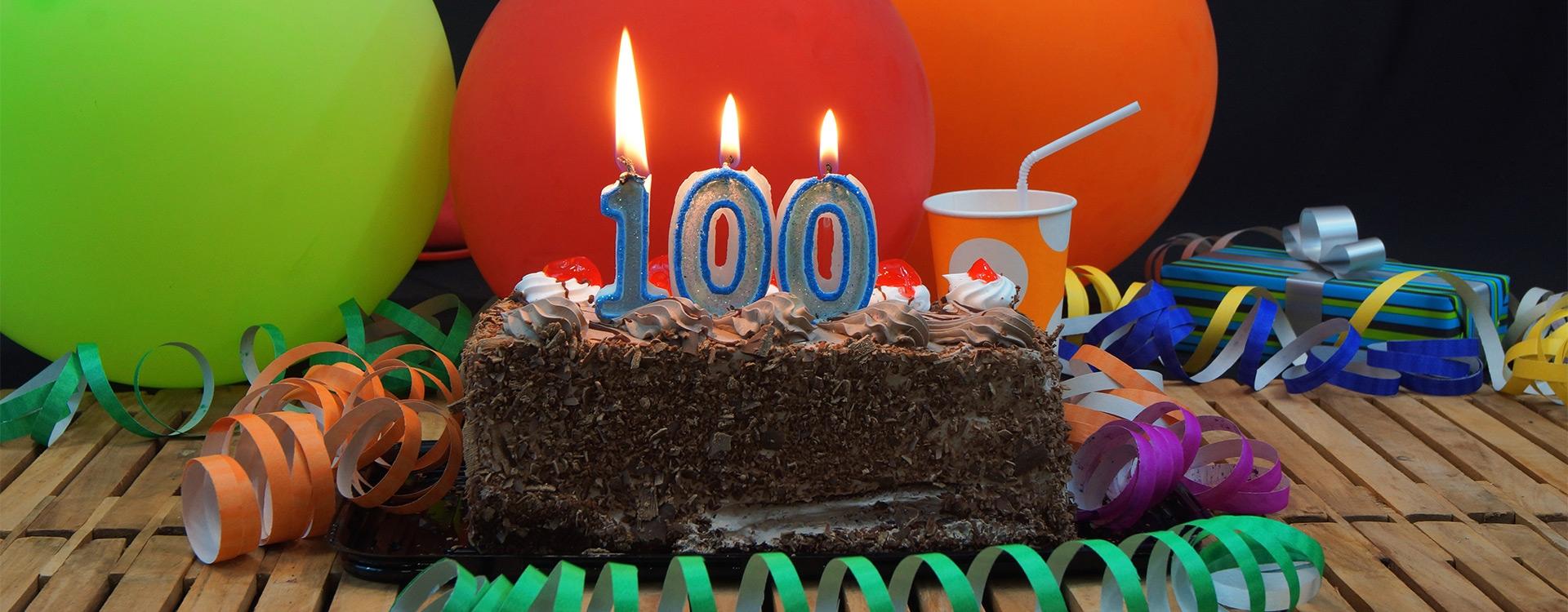 Irish Centenarian's secret to a long life / B2