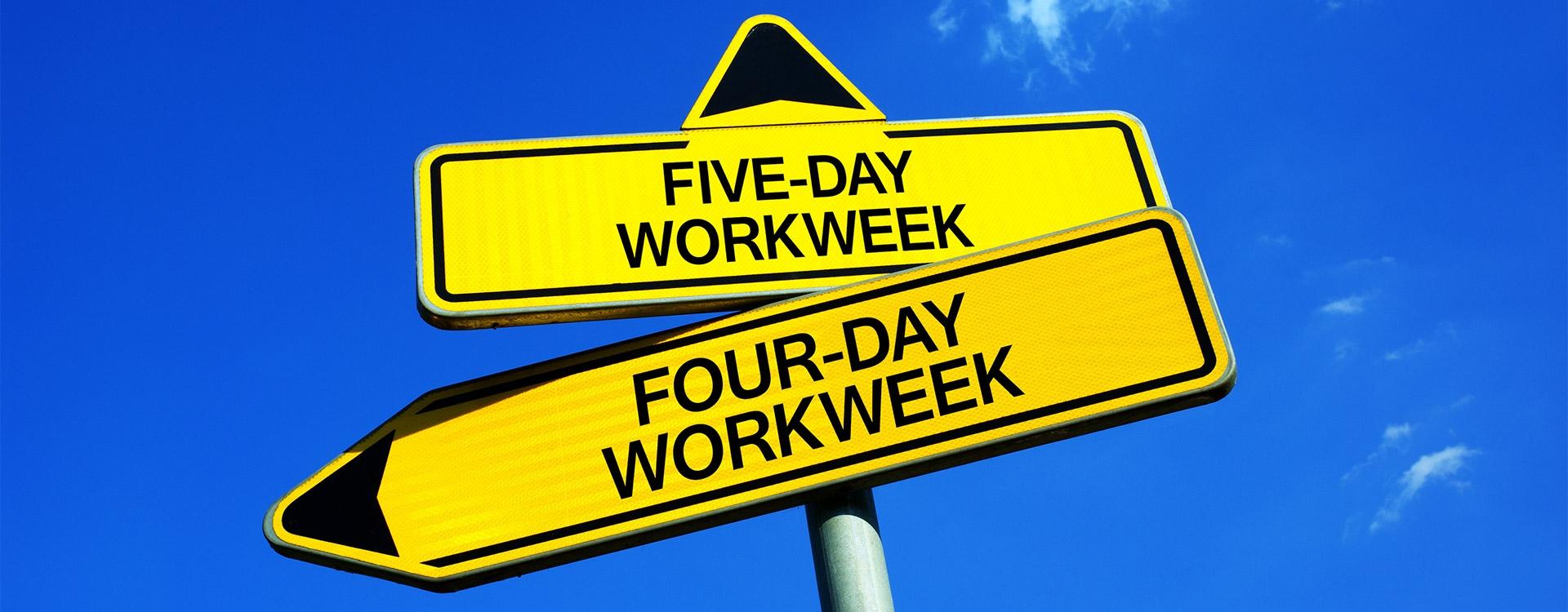 Shorter work weeks (B2-C1)