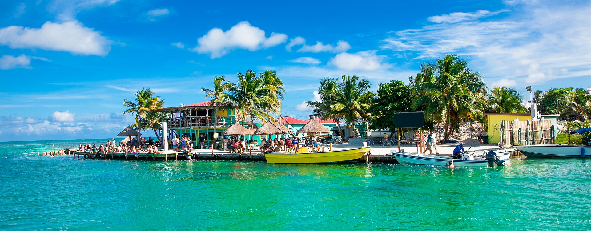 Belize, an English-speaking paradise / C1