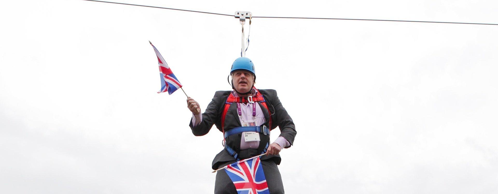Boris Johnson's first 24 hours