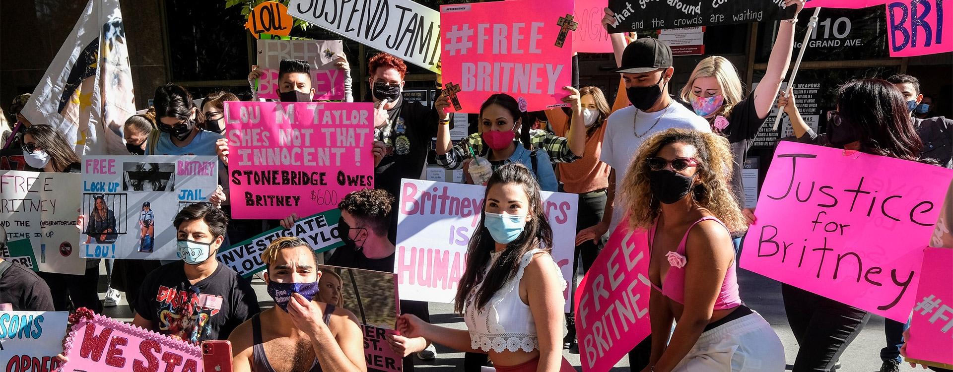#FreeBritney (B2-C1)