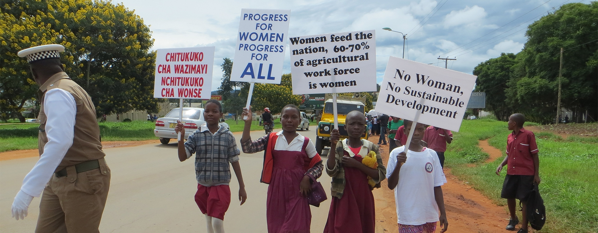 March 8 – International Women's Day (B2)