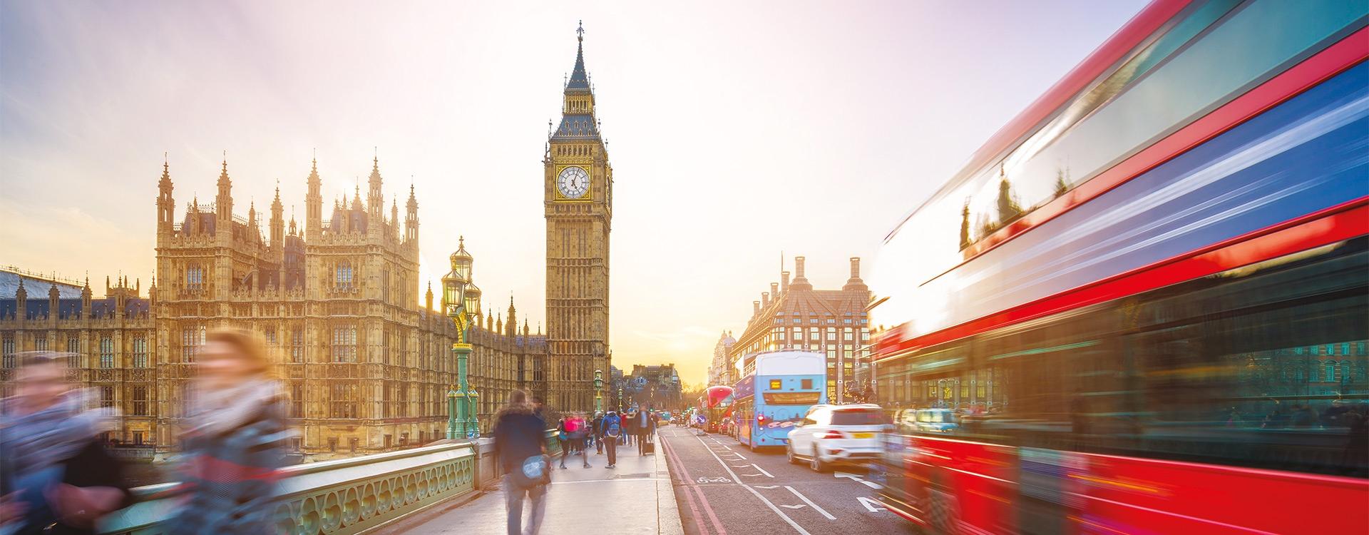 London travel icons / C1