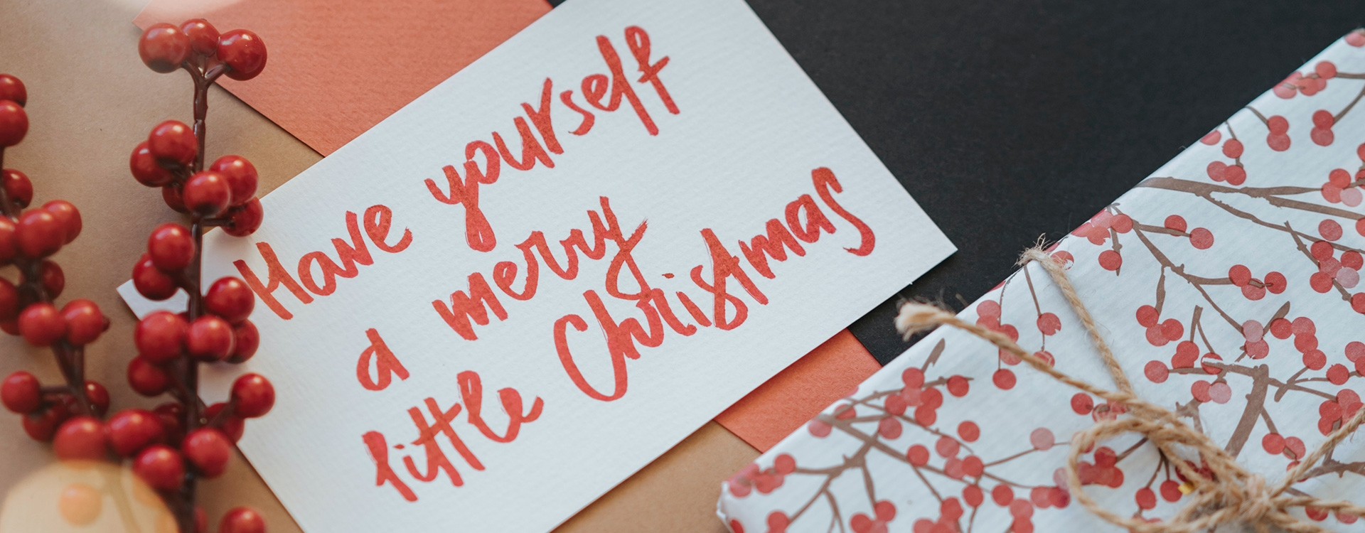 Messages for Christmas cards / A2-B1