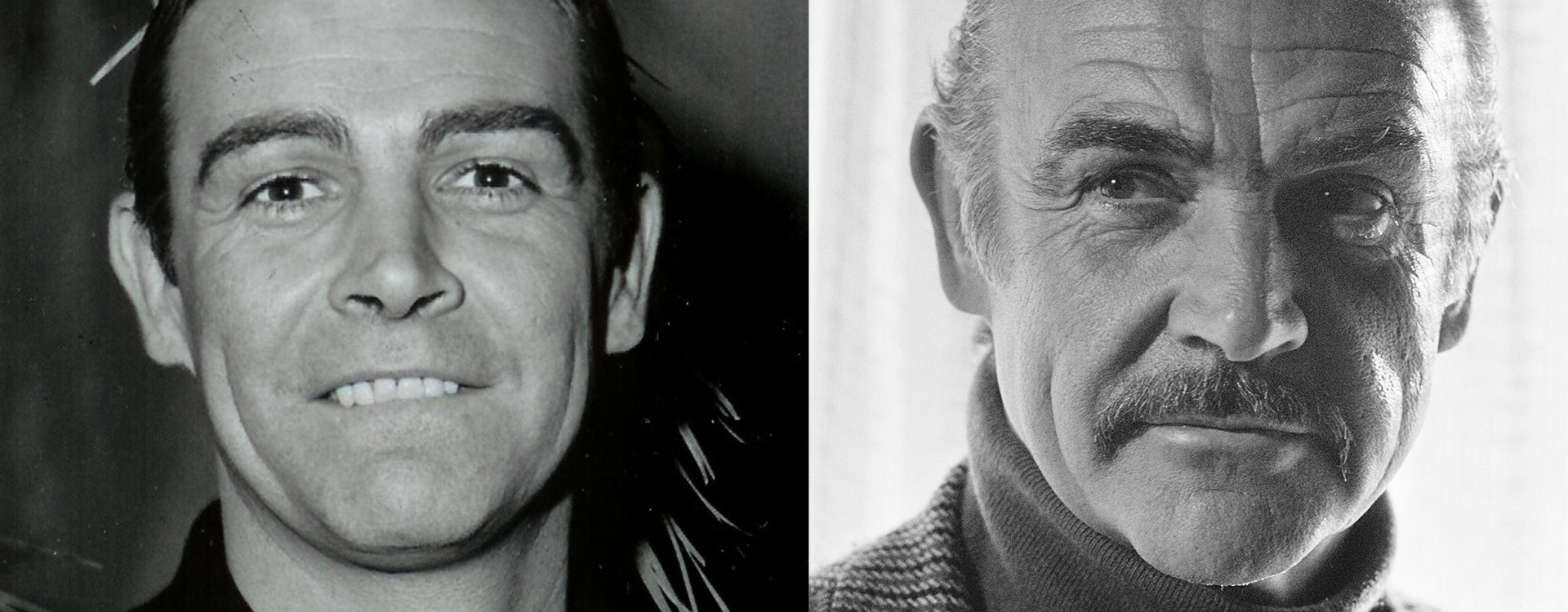Sean Connery dies at 90 / B2-C1